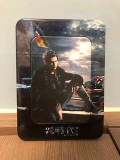 周杰倫 跨時代cd 鐵盒