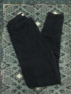 Bershka black pants