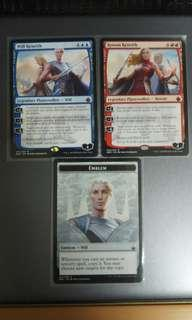 Magic the gathering Will Kenrith, Rowan Kenrith, Emblem-will