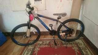Sepeda MTB 26 Inch Exotic 2612 alloy 21 speed
