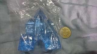 湯姆熊 甜蜜寶貝 城堡水晶