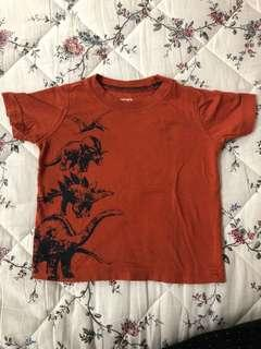 Carter's t-shirt