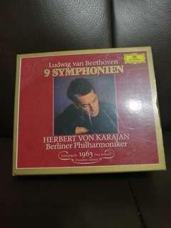 貝多芬古典交響樂(西德銀圈版)