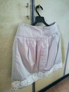 🚚 Silky soft grey skirt