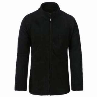 Uniqlo Black Fleece Jacket 黑色 抓毛 外套
