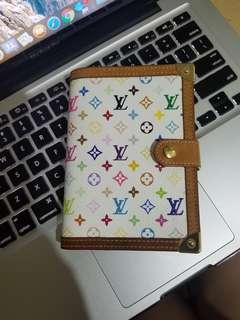 Authentic Louis Vuitton Agenda Pm Multicoloure