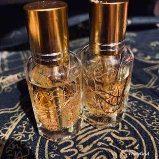 Cenuai Emas Rajah Pengasih Golden Love Root Attraction Oil Akar Cenuai