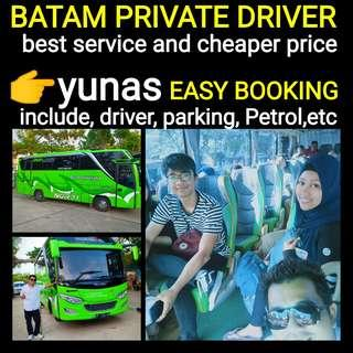 BATAM PRIVATE DRIVER BUS(http://www.wasap.my/+6281365032800