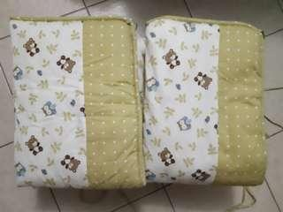 BabyLove Baby Cot Bumpers