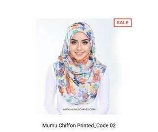 Mumuscarves Shawl