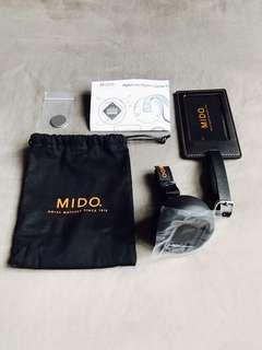 MIDO Luggage Kit (Digital Color Display Luggage Scale + Tag + Draw String Bag + Battery + User manual)