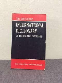 English Dictionary (Collins)