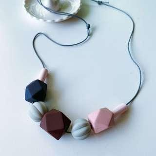 🚚 Mimood Hexagon Necklace / Geometry Necklace