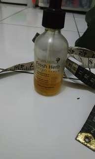 Natural pacific fresh herb serum