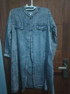 Tunic jeans