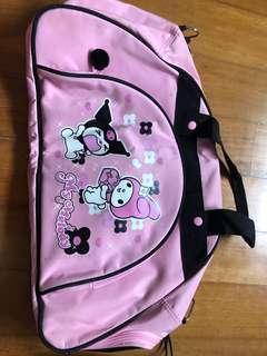 My melody duffel bag