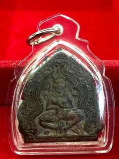 🚚 Archan Monak Very Rare Powerful Batch Phra Chadha(爱神)BE2540(C.E1997)