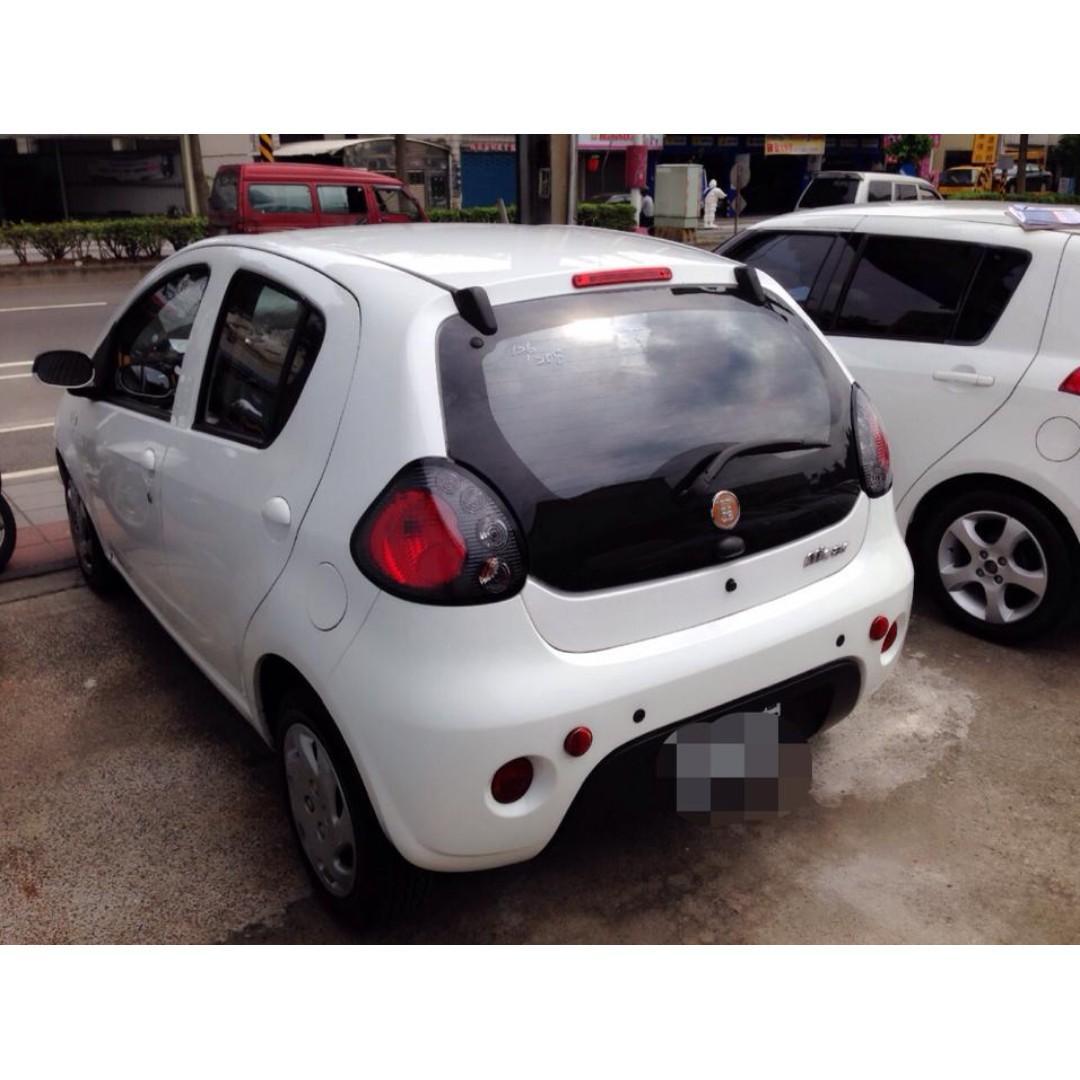 2011年-M'Car-1.3白