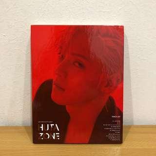 [WTS] BTOB Minhyuk Hutazone Album