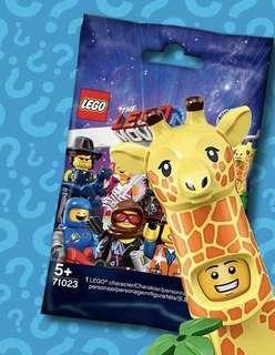 LEGO Movie 2 - Giraffe Guy