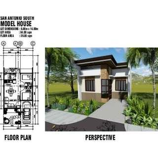 Brandnew House and Lot Laguna thru Pag-ibig
