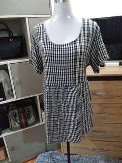 My ukay2x mini dress from thailand🇹🇭