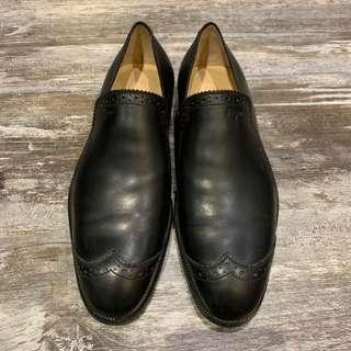 Ferragamo leather shoes