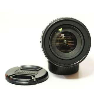 Nikon DX AF-S 18-105mm f 3.5-5.6 G ED VR Muluss