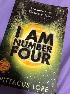 🚚 I am number four book
