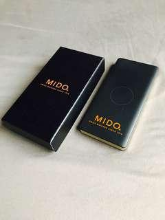 MIDO Wireless Portable Charger with LED Light