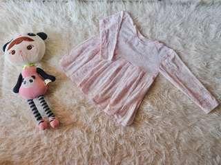 Baju bayi dress anak