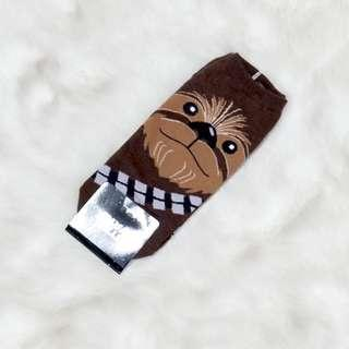 SOCKS 5: Chewbacca Star Wars