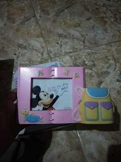 Bingkai Foto Mickey mouse