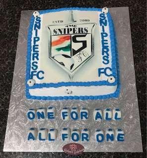 🚚 Cake
