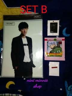 EXO Chanyeol Official Set B