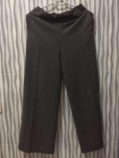 Celana Kulot - Grey