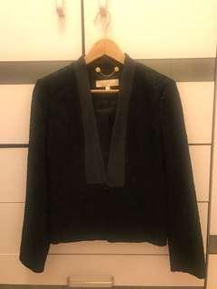 Authentic Tory Burch Black Blazer