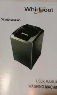 ✨Must Go $200 ✨7.5 kg Whirlpool Stainwash washing machine