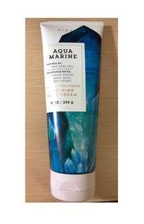 全新美國Mineral Co 皇牌系列: 海洋潤膚霜大支裝 Aqua Marine Body Cream