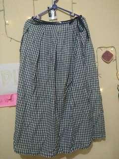 Rok Kotak Kotak /PLAID skirts