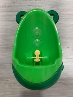 Potty 男童 小便器 廁所 已清潔 八成新