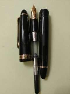 SAILOR 日本製21k 咀墨水筆