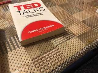 How to talk like TED