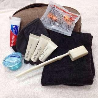 Airlines Business Class Travelling Kits