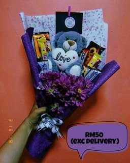 Bouquet RM50