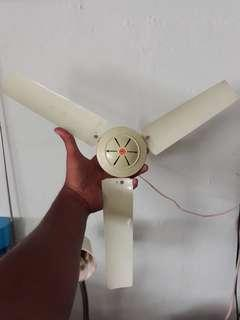 Retro Mini Ceiling Fan