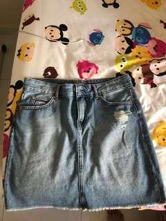 🚚 Tommy Jeans Denim Skirt