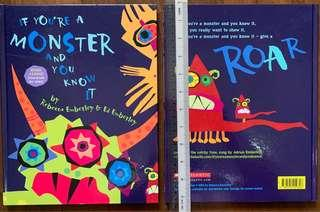 🚚 If you are a monster and you know it - children's songs and rhymes