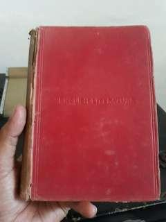 Buku Tua 1911