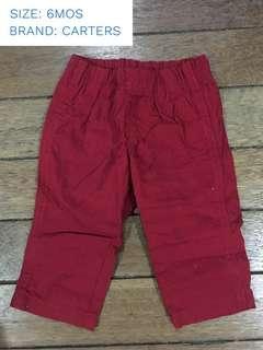 Carters pants 6mos